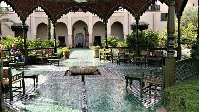 Secret Garden in Marrakesch