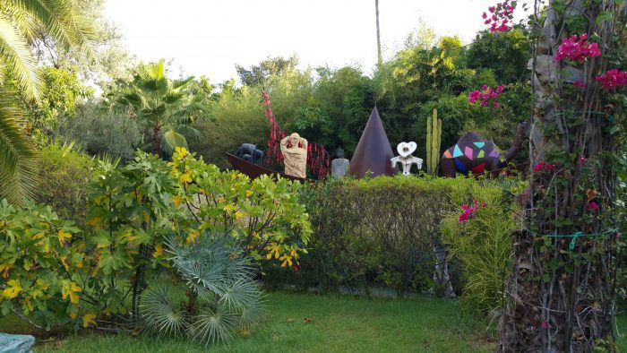Anima, der Skulpturengarten von André Heller
